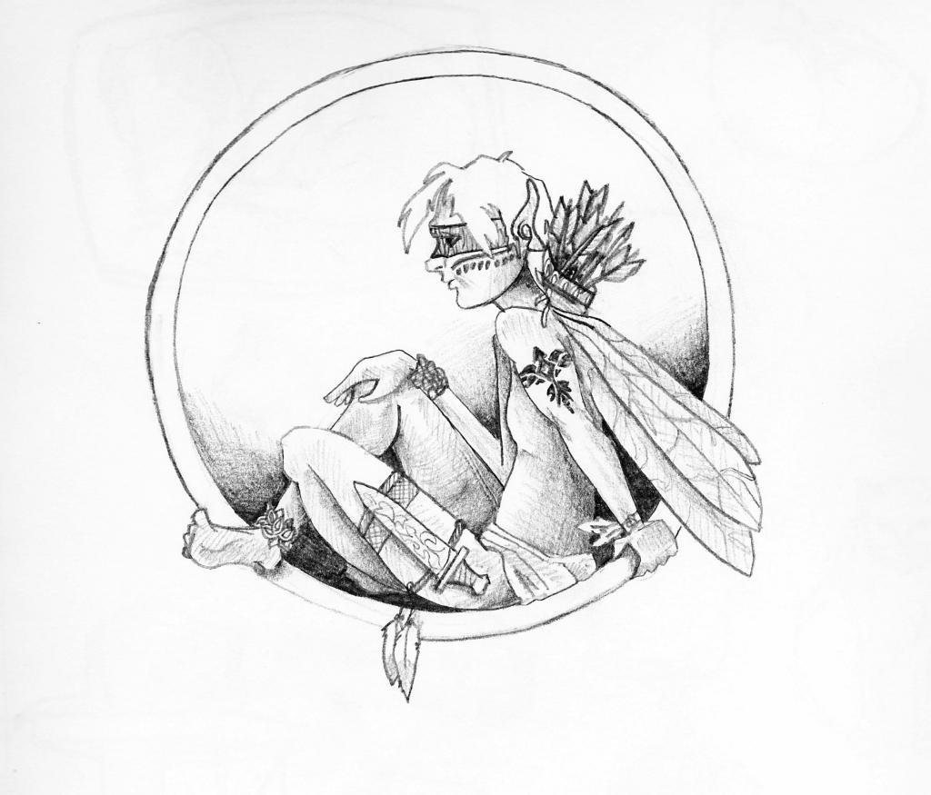 1024x875 Cool Sketch Ideas Dreamcatcher Tattoo Design Ideas And Sketch