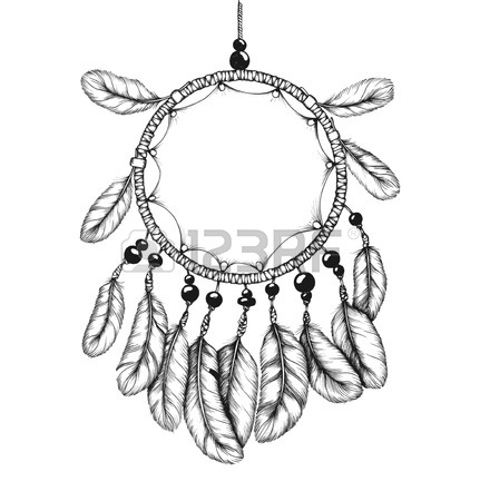 431x450 Decorative Dreamcatcher Royalty Free Cliparts, Vectors, And Stock