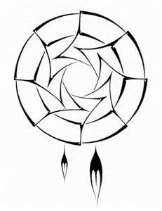 231x300 Drawn Dreamcatcher Tribal