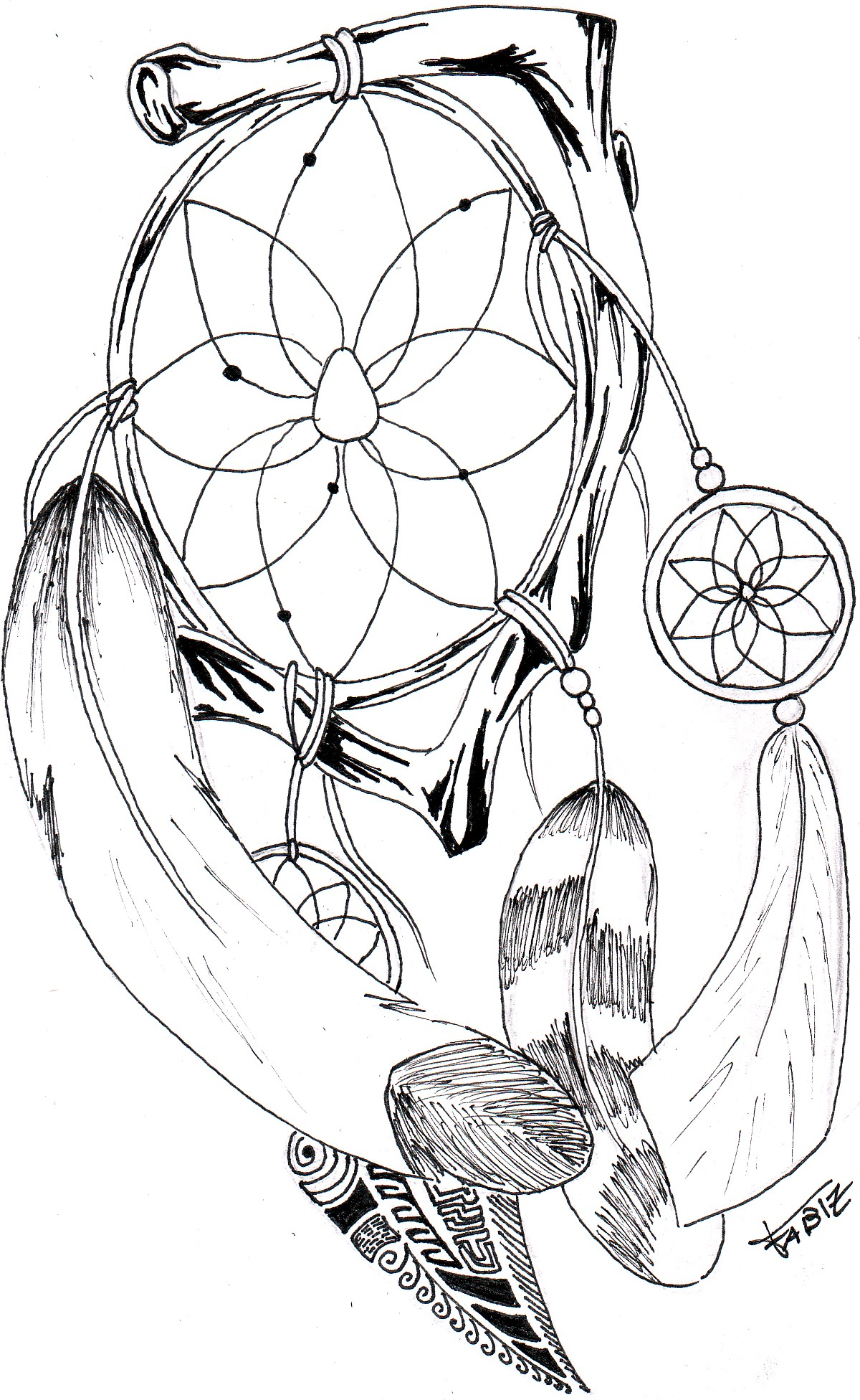1200x1952 Tatoo Dreamcatcher Tattoos Tattoo And Tattoo