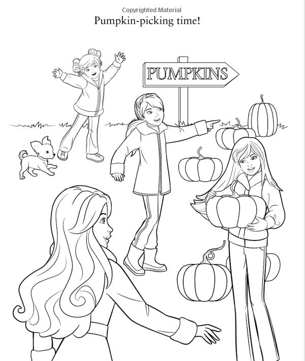601x710 Coloring Pages Barbie Life In The Dreamhouse Ideas Of