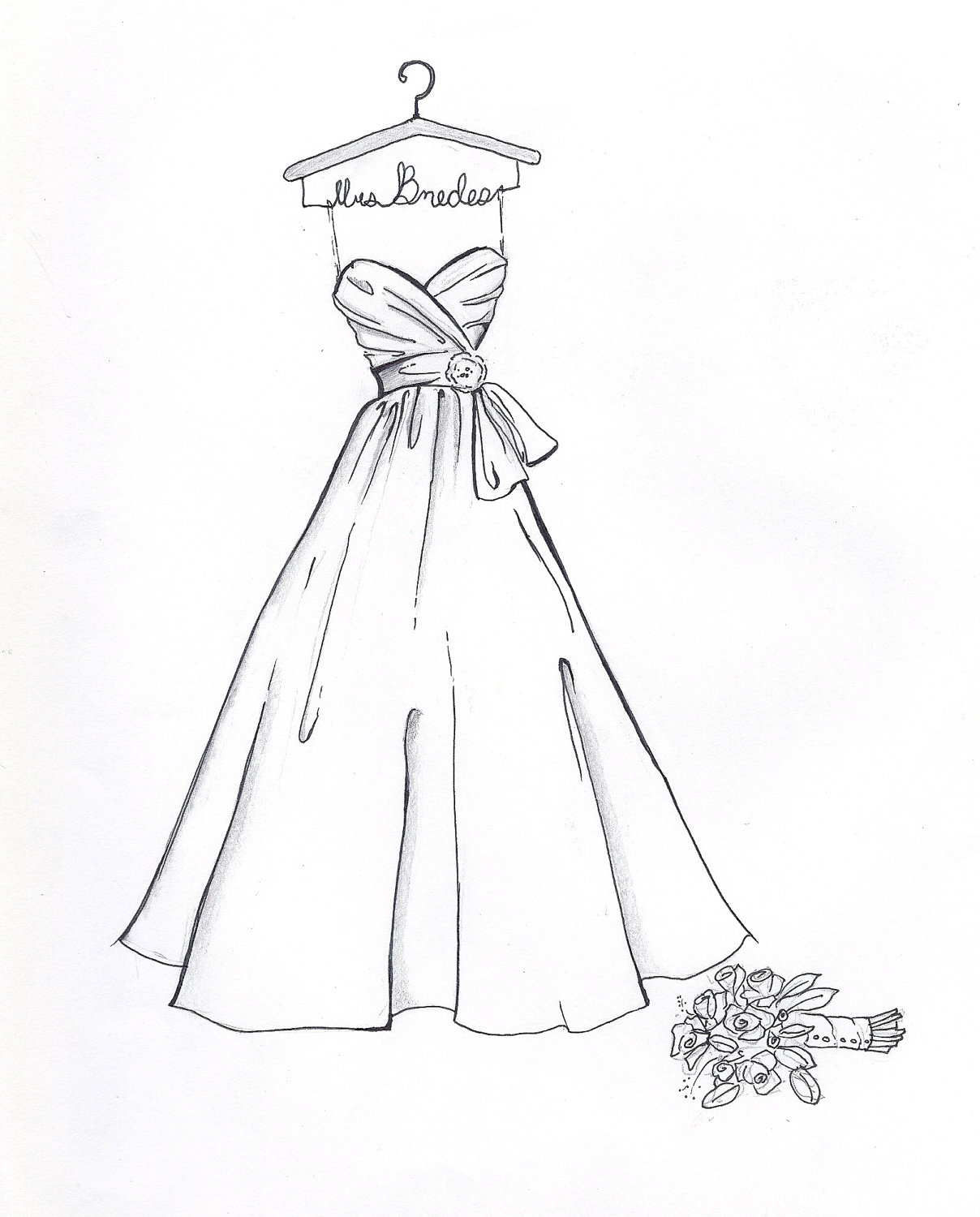 1208x1500 Pencil Drawings Of Princess With Beautiful Dresses Best Dress