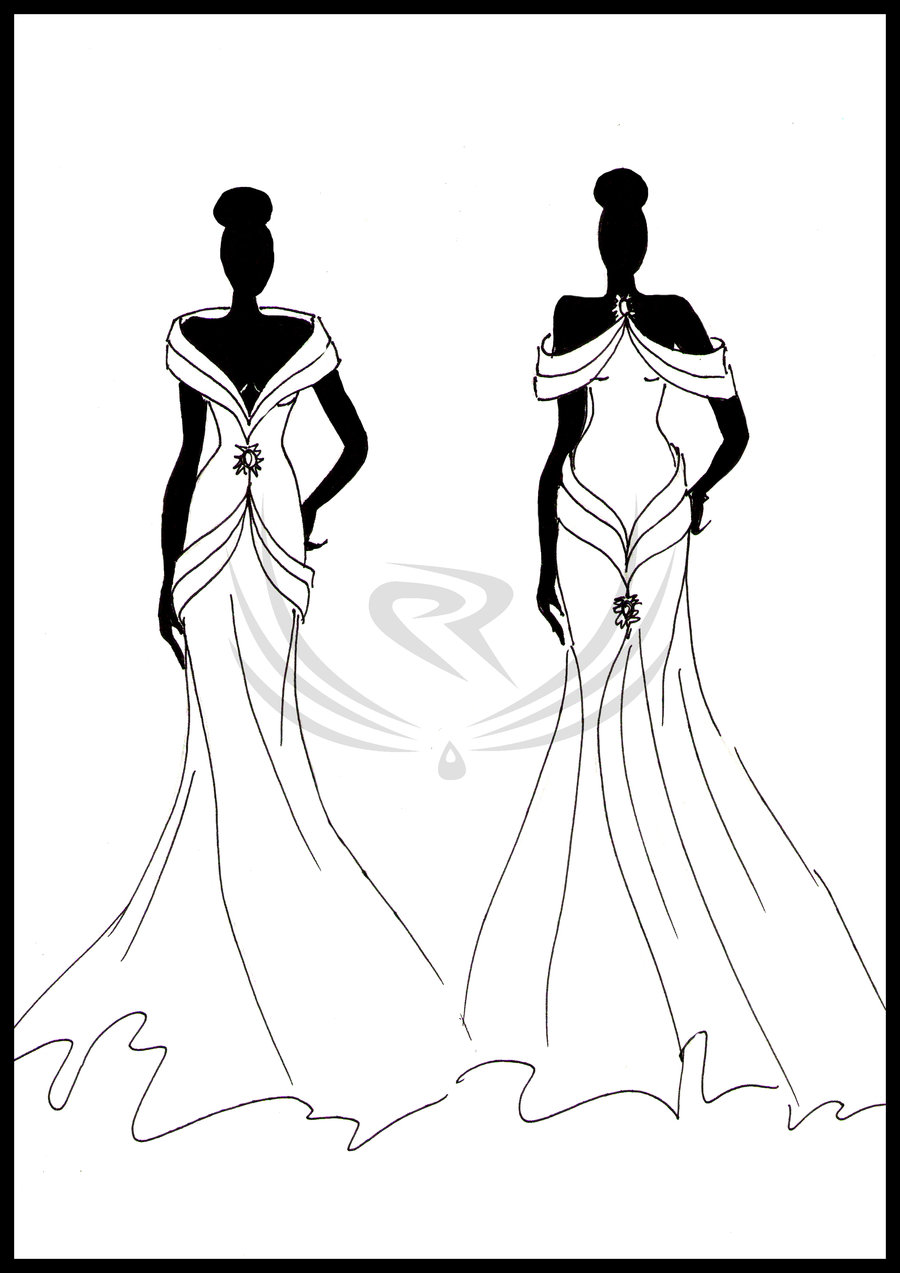 900x1273 Fashion Design Evening Gown By Elro66