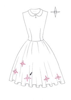 Dress Designs Drawing At Getdrawings Com Free For Personal Use