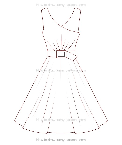 522x617 Breathtaking Cute Dresses To Draw 89 For Your New Trends With Cute