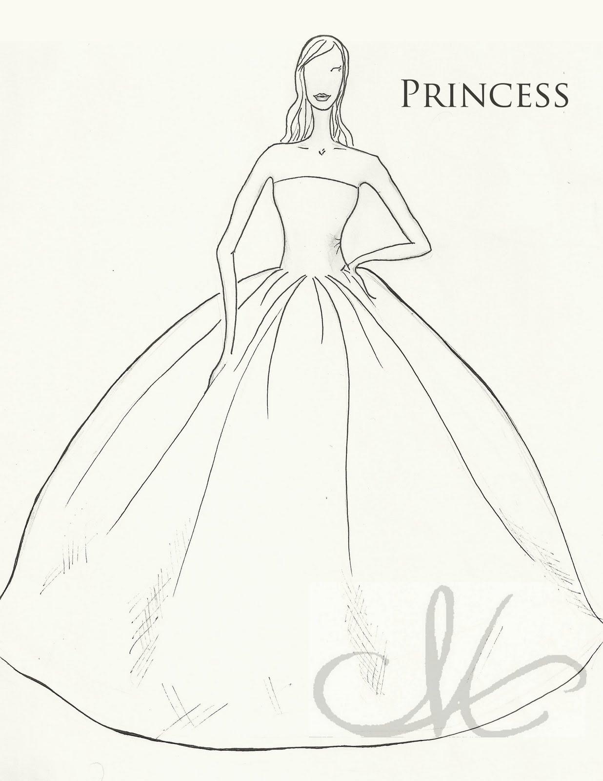 1236x1600 Photos How To Draw A Princess Dress,