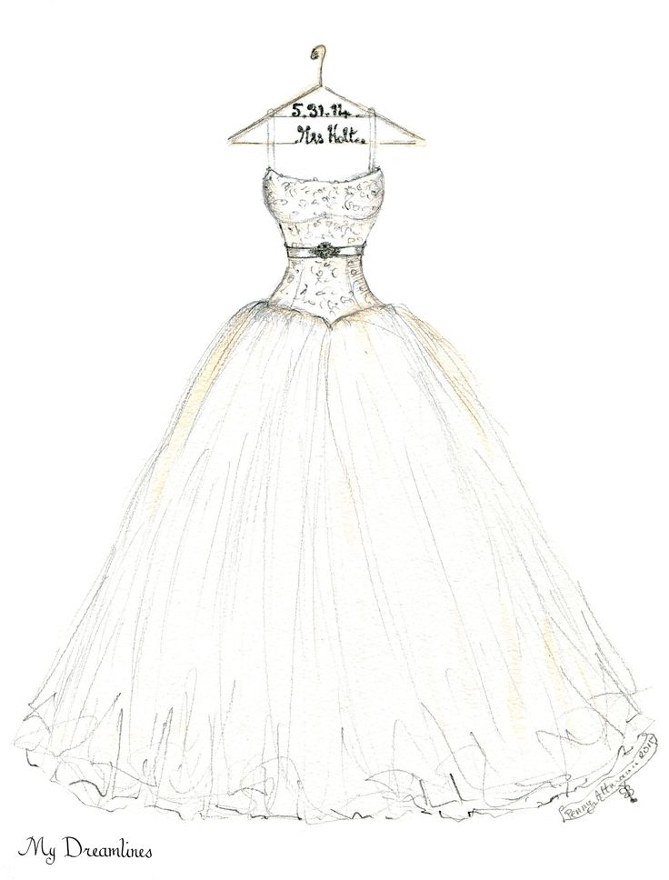 736x968 Drawings Of Wedding Dresses Image Best 25 Dress Sketches Ideas