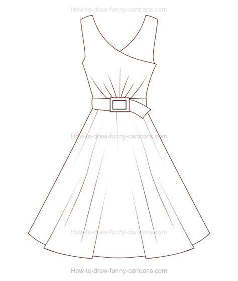 Dress Form Drawing At GetDrawings.com