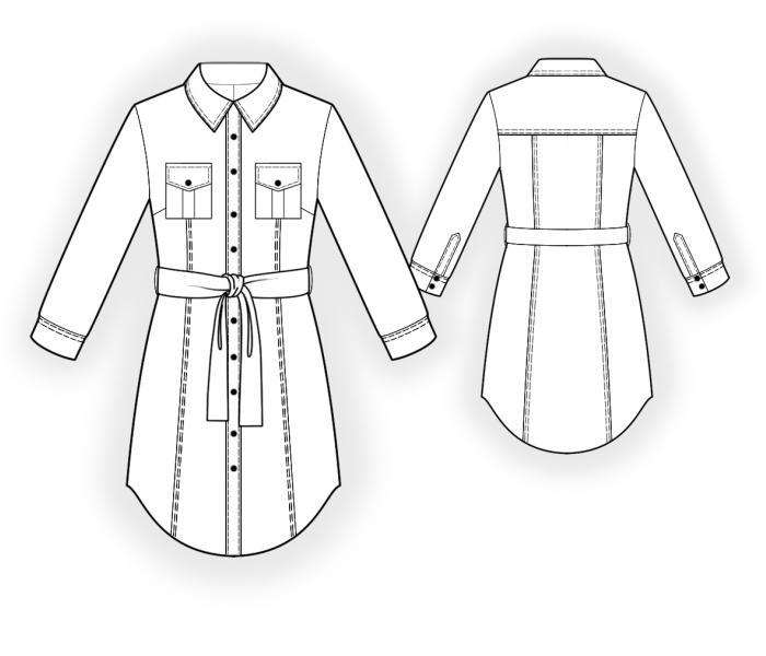 700x600 Dress