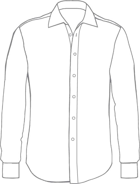 545x716 Dress Shirt David Wood Clothiers, Haberdashery Amp Tailor Shop