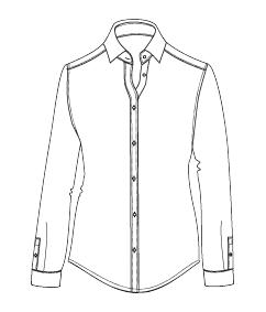 242x283 Van Heusen My Fit Women Shirts