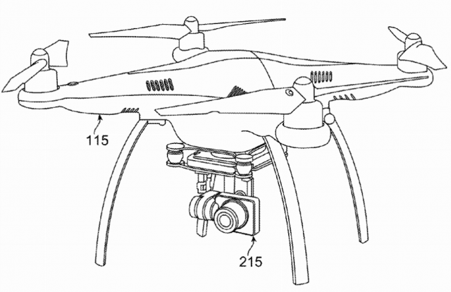 Drone Drawing At Getdrawings Com