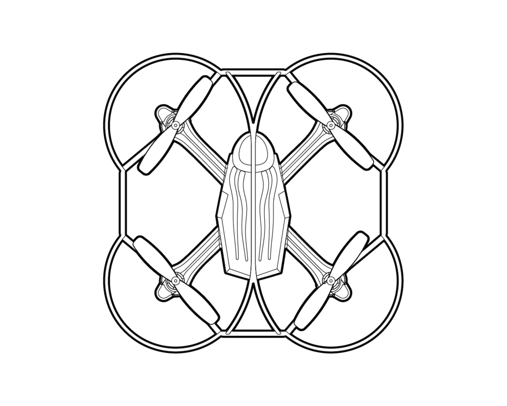 1024x819 Spyder X Drone Only
