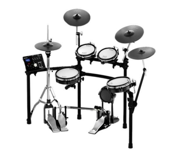 640x518 Roland Td 25kv V Drum Electronic Drum Set Ebay