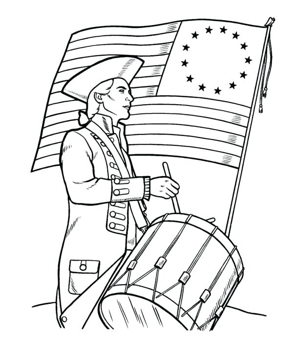 600x734 Drums Coloring Page Omnitutor.co