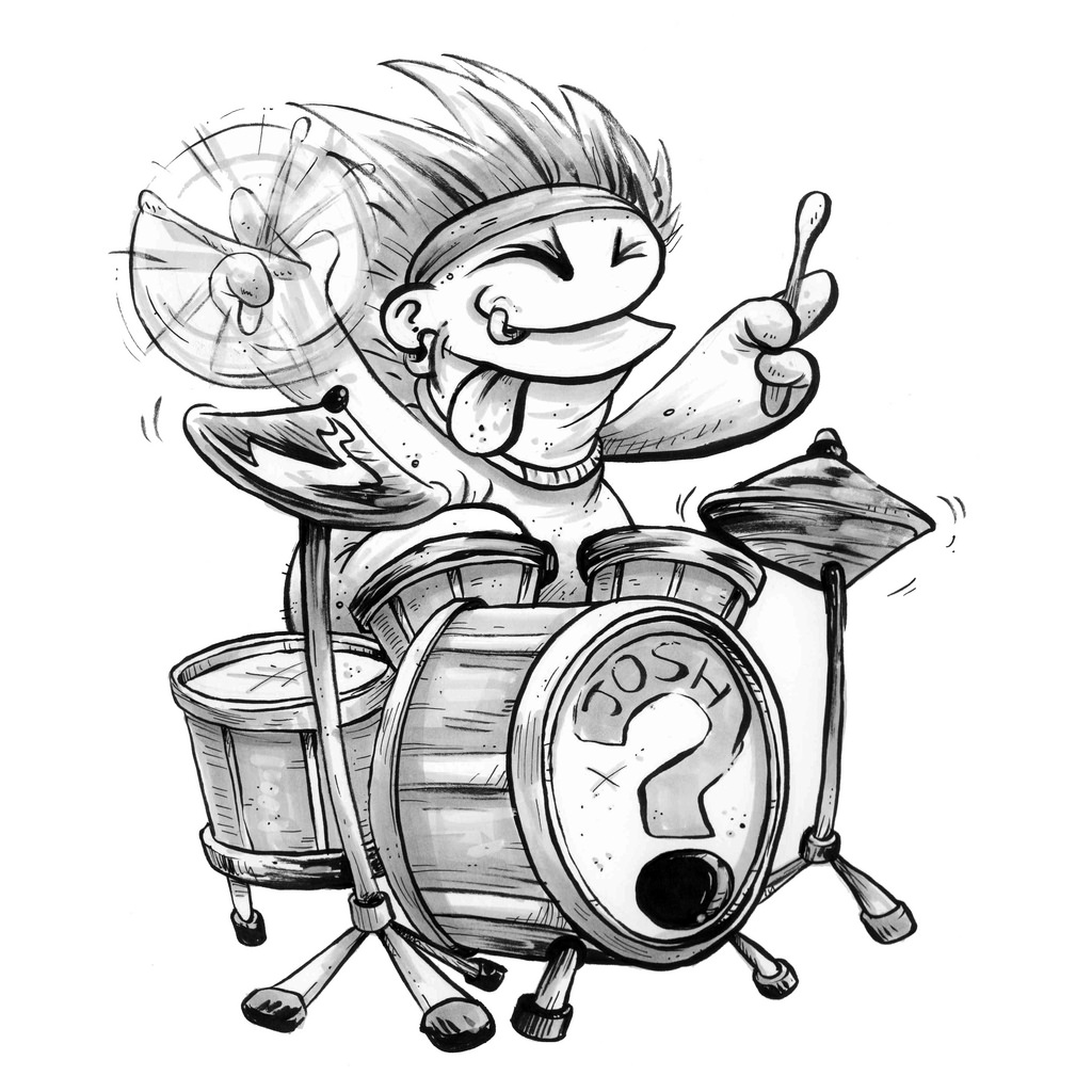 1024x1024 The World's Best Photos Of Drummer And Sketch