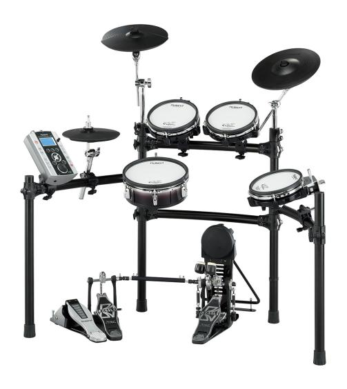 503x564 Roland V Drums Td 9kx A True Cornerstone In Electronic Drums Walyou