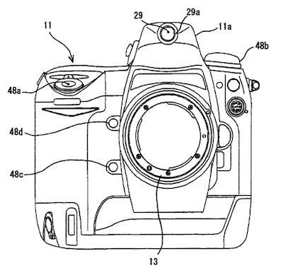 400x389 Nikon Files Patents For Hybrid Viewfinder Nikon Rumors