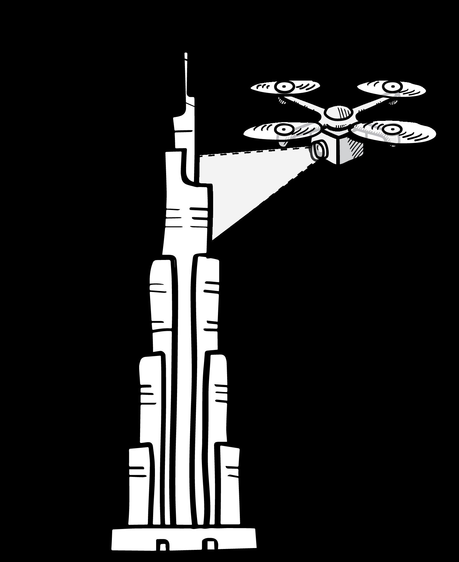 Dubai Drawing