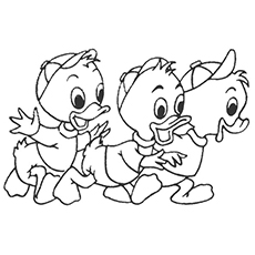 230x230 Top 20 Free Printable Duck Coloring Pages Online