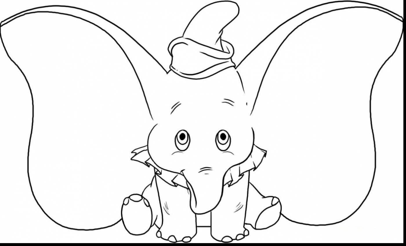 1400x850 Cartoons Dumbo Crow Helps To Fly Again Coloring The Elephant Pages