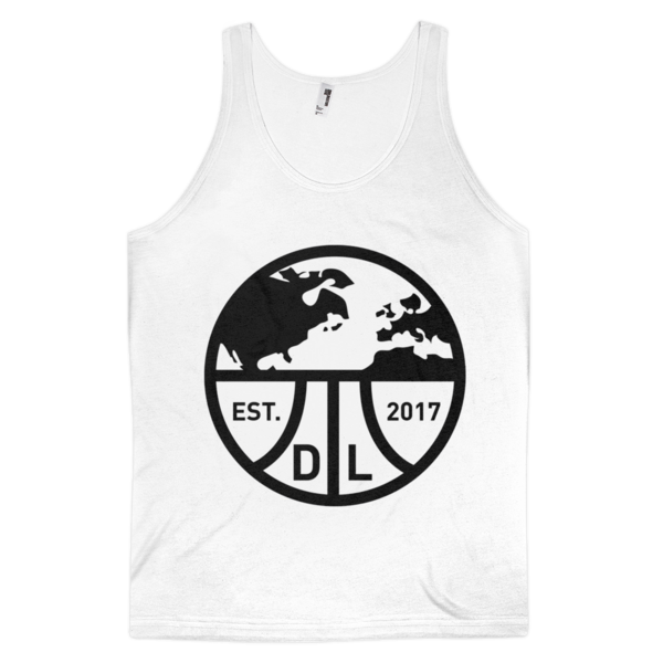 600x600 Dunk Life Tank Top (White) Dunklife