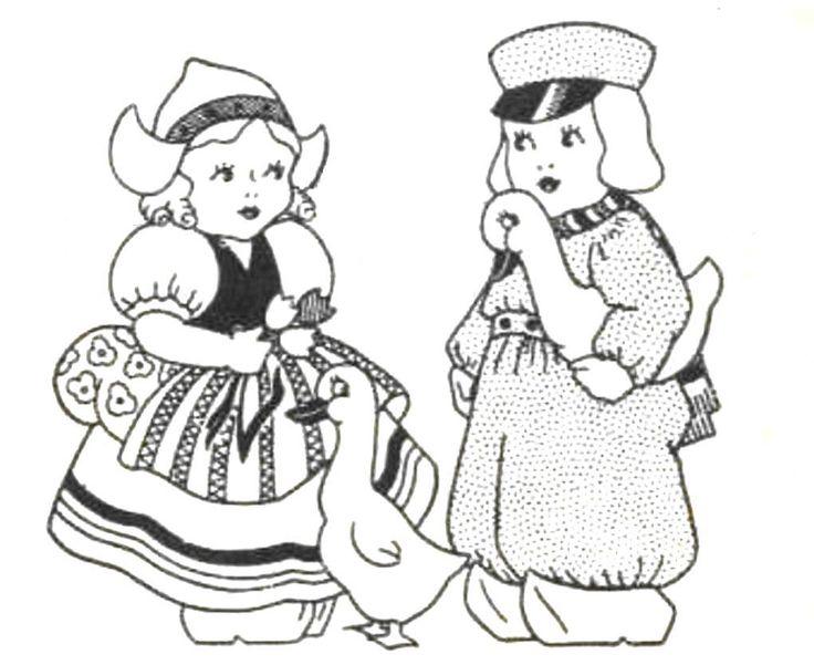 Dutch Drawing