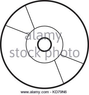 300x320 Dvd Digital Video Disk Stock Photo, Royalty Free Image 5366175