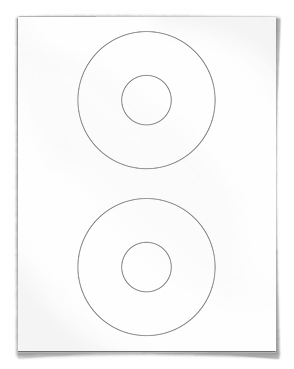 294x369 About Blank Labels For Cd Dvd Disk Labeling
