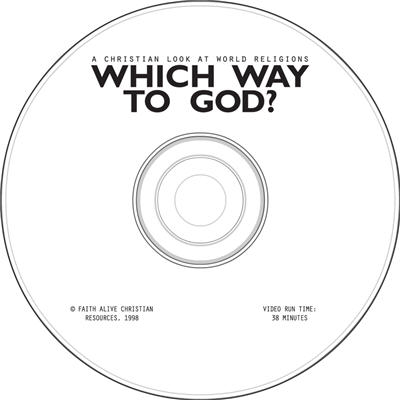 400x400 Which Way To God Dvd