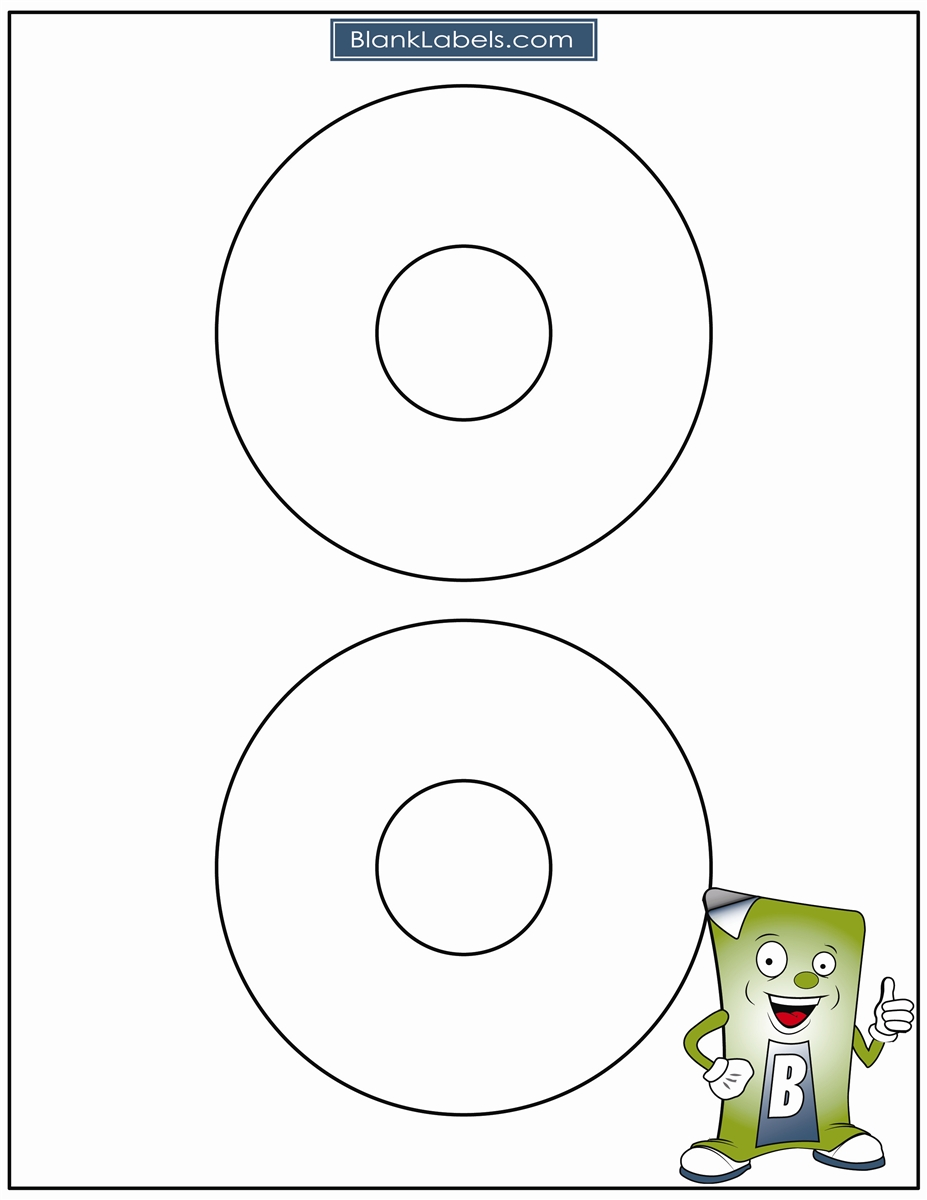 927x1200 Avery 5824 Compatible Cut Sheet Labels Cd Dvd
