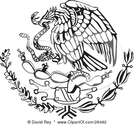 450x419 Best Photos Of Mexico Flag Eagle Coloring Page