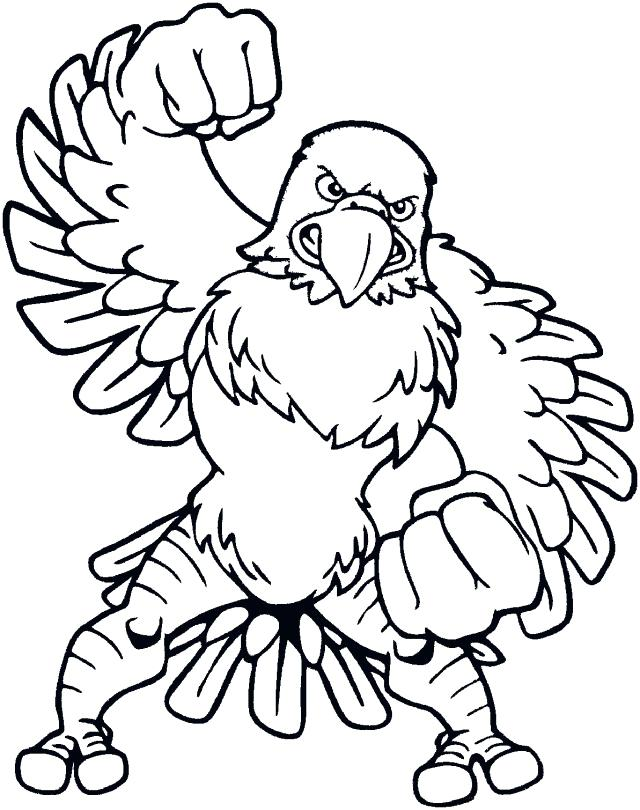 640x810 Eagle Coloring Book Plus Cartoon Bald Eagle Free Download Clip Art