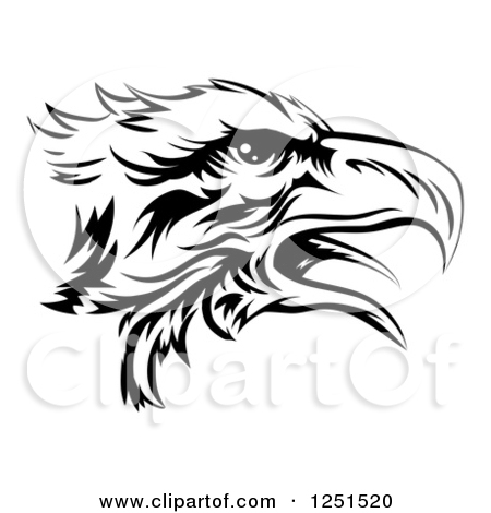 450x470 Head And Claws Clipart