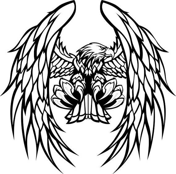 570x563 Bald Eagle