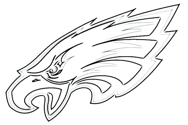 600x400 Coloring Pages Of Bald Eagles Eagles Coloring Pages Soaring Bald