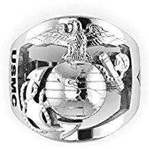 218x218 Marine Corps Rings