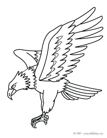 364x470 Coloring Pages Of Eagles Coloring Pages Eagle Coloring Pages