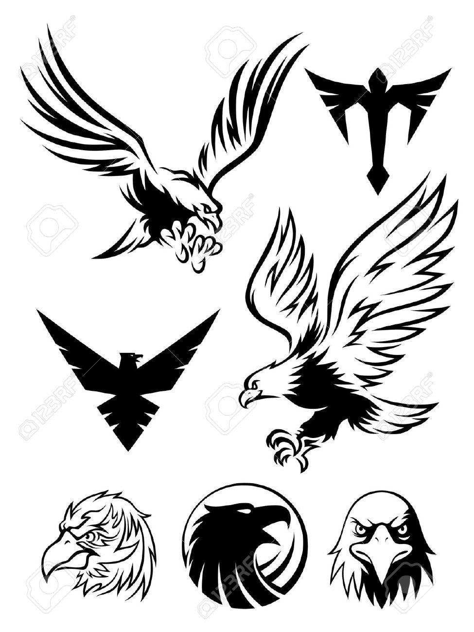 975x1300 Bald Eagle Logo