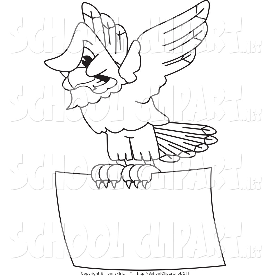 Eagle Outline Drawing at GetDrawings.com   Free for personal use ...