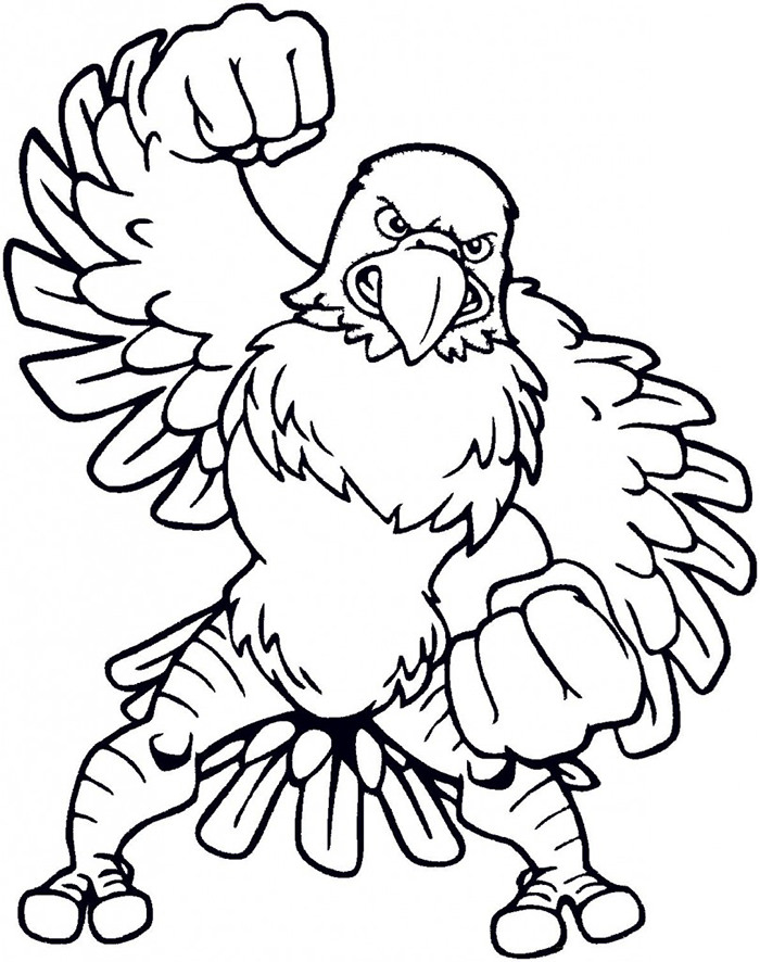 Eagles Drawing at GetDrawings.com   Free for personal use Eagles ...