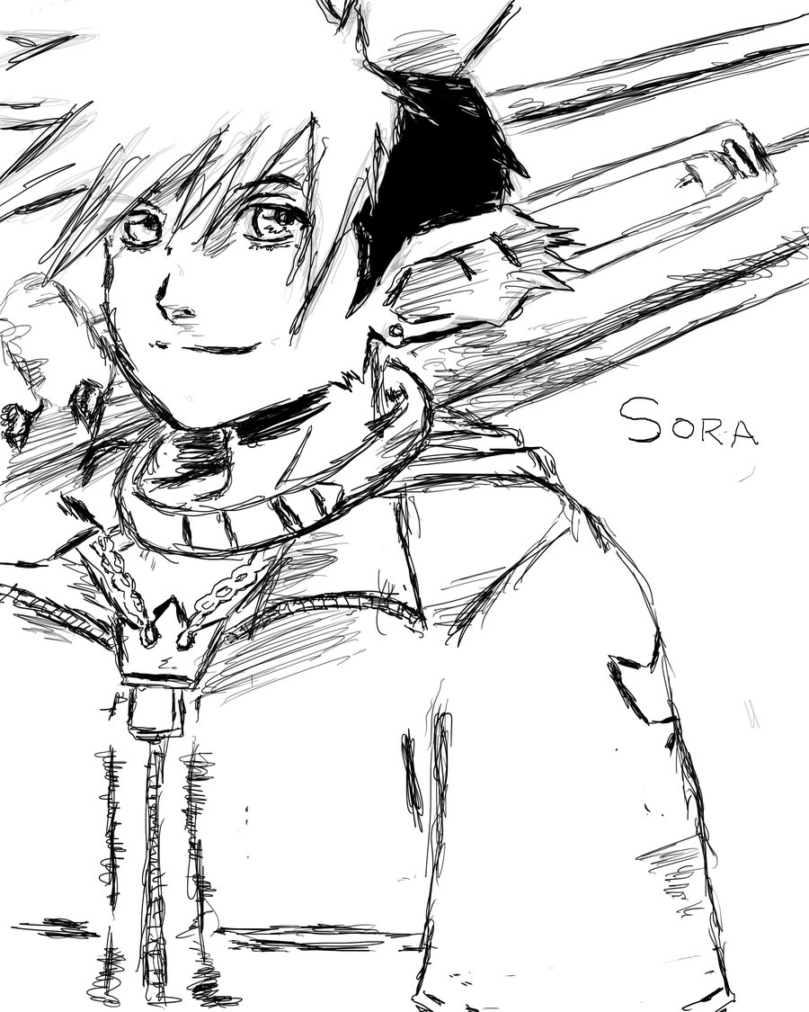 900x1125 Kh Early Sora Concept Drawing By Ryu San87