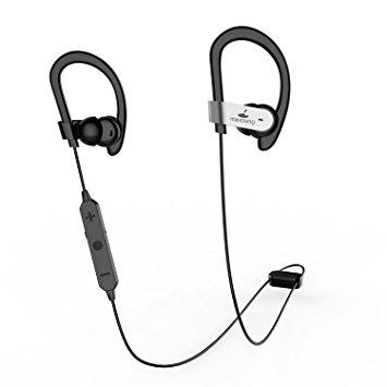 355x355 Active Noise Cancelling Bluetooth Headphones, Meidong Amazon.co