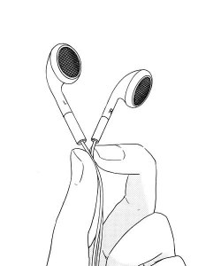 250x300 Photography Drawing Black And White Life Music Beautiful White