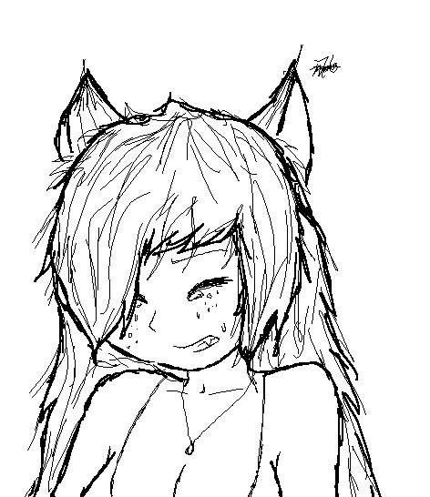 472x546 Crushed By Mara Wolf Ears