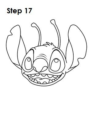 300x388 How To Draw Stitch