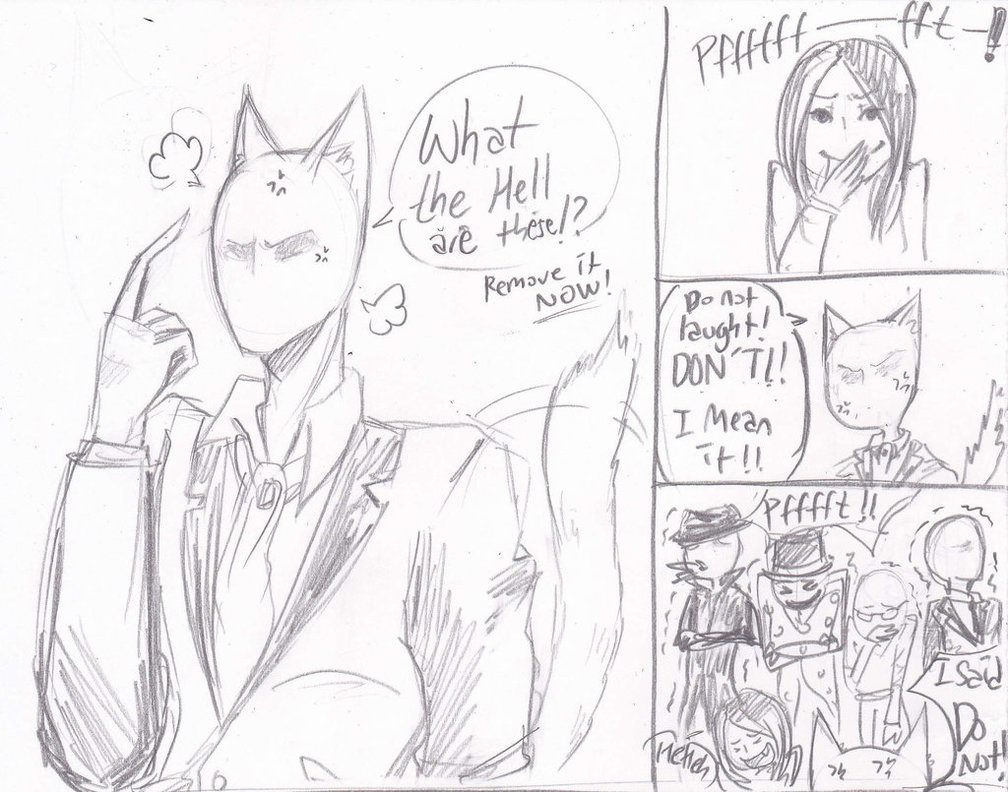 1008x792 Baronder Got Cat Ears And Tail! By Infinityface2