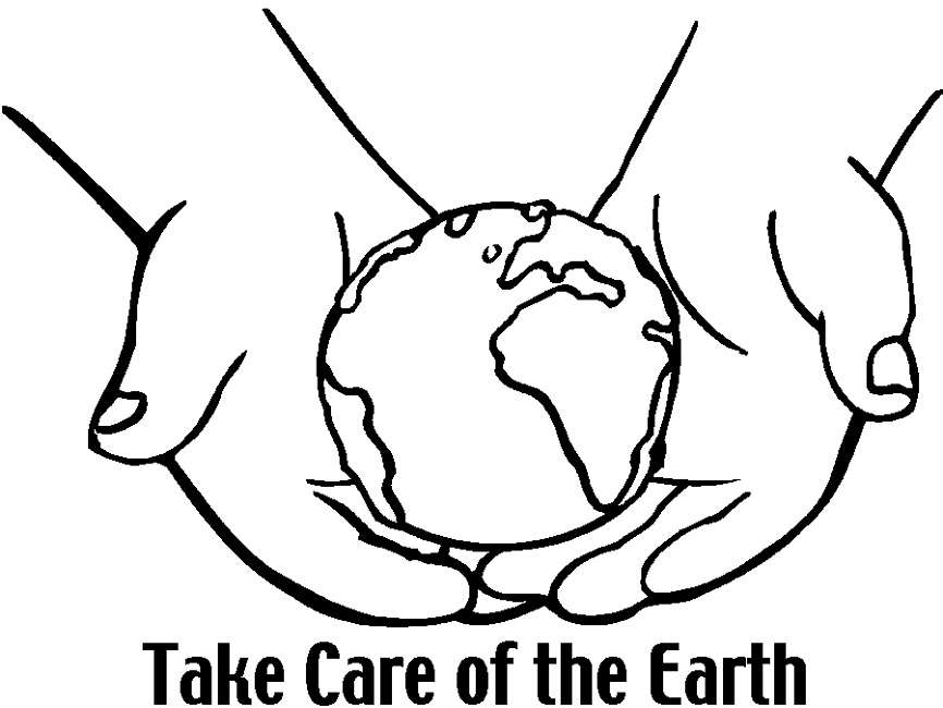 866x650 Easy Earth Day Coloring Pages Occupation Pinterest