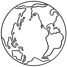 230x230 Top 20 Free Printable Earth Day Coloring Pages Online