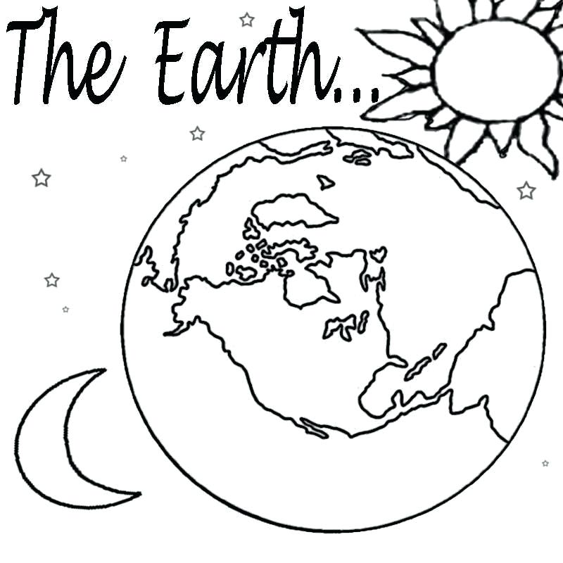 800x800 Coloring Page Of Earth Our Planet Earth Coloring Page Crayola